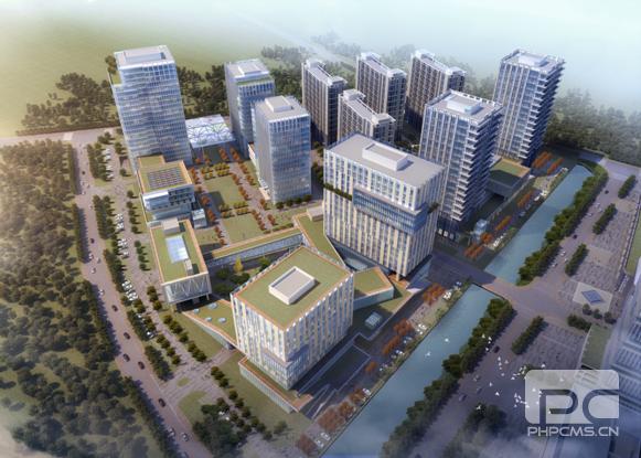 菲律宾圣安娜集团新签明发集团120万㎡项目施工合同